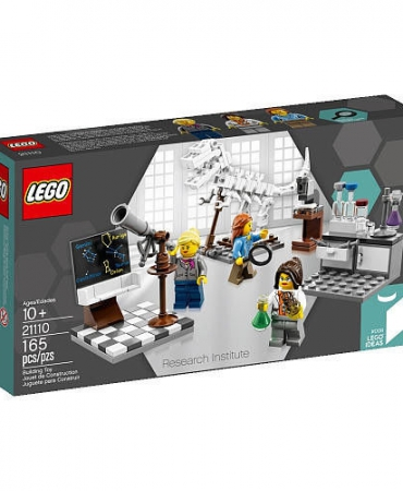 Lego Research Institute Brand New Sealed Cuusoo Ideas 21110