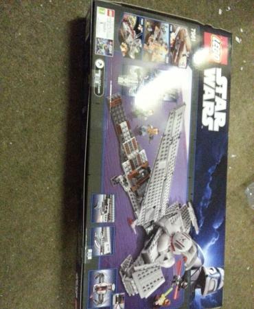 Star Wars 7961 Darth Maul's Sith Infiltrator new sealed Lego Phantom Menace