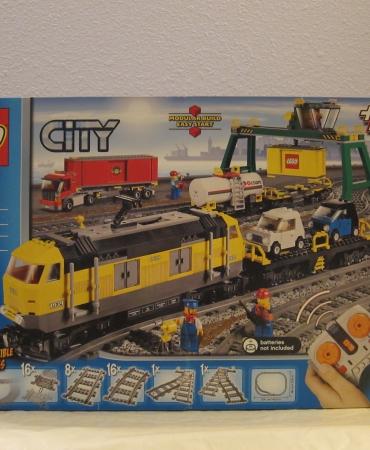 Lego 7939 City Cargo Train - Retired - NIB/sealed