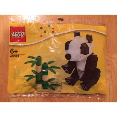 LEGO 40073 Creator Panda Polybag New Sealed