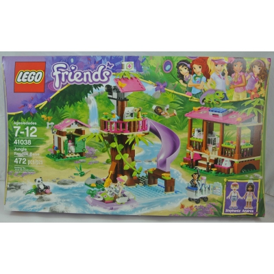 Lego Friends Jungle Rescue Base #41038. New in Sealed Box