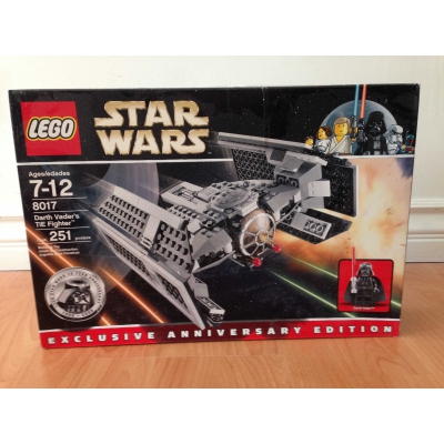 Darth Vader's TIE Fighter - NISB Star Wars Set 8017