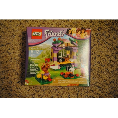 Friends Andrea's Mountain Hut (41031) - BRAND NEW, SEALED, MINT, RETIRED