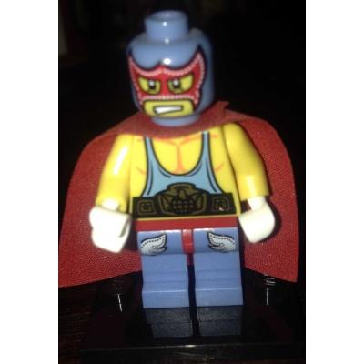 Mini figure Super Wrestler Series 1 8683