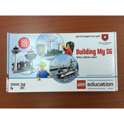 2000446 Lego Education Building My SG