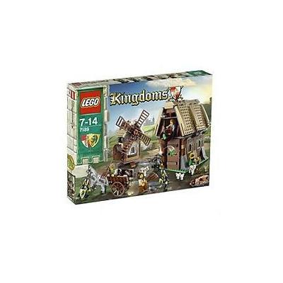 Lego Mill Village Raid NISB (7189) Castles Kingdoms