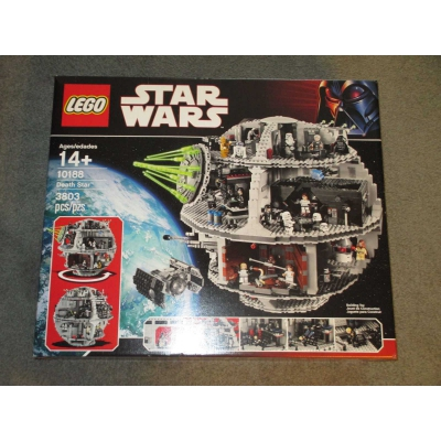 Lego 10188 Death Star - Brand New Sealed Box