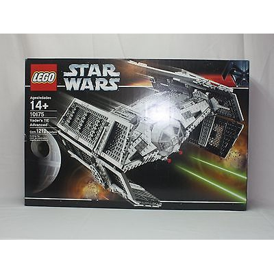 New Lego Star Wars 10175 UCS Vader's TIE Advanced from 2006 SEALED