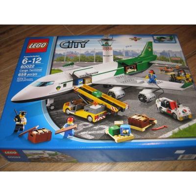 Lego 60022 Cargo Terminal NISB City