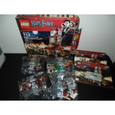 LEGO The Burrow - Harry Potter 4840 Sealed Bags