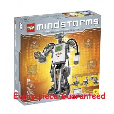 LEGO 8527, every piece guaranteed