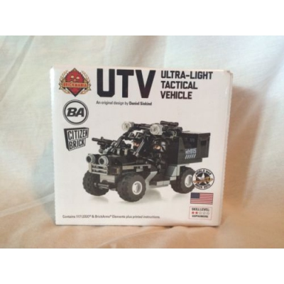 Brickmania UTV (Ultra Light Tactical Vehicle) Minneapolis WWB MISB