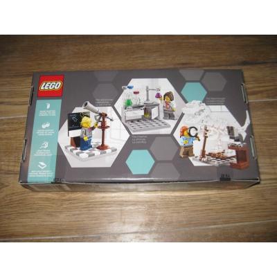 Lego Research Institute 21110 NISB