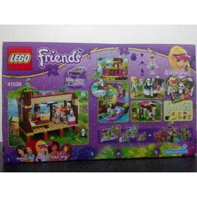 Lego 41038 Friends - Jungle Rescue Base
