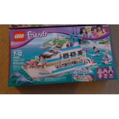 Lego Friends 41015 Dolphin Crusier sealed