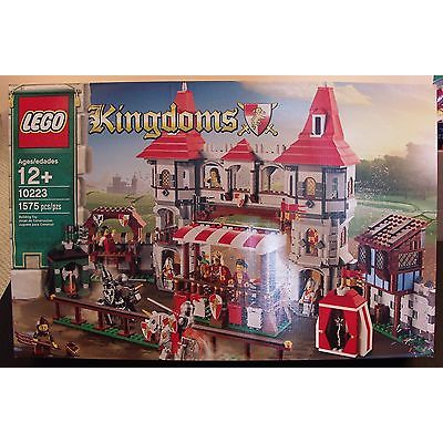 Kingdoms Joust (10223) New in Sealed Box NIB