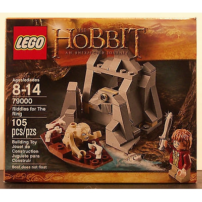 The Hobbit Riddles for the Ring set (79000) New in Sealed Box