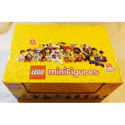 Case of Series 1 Collectible Minifigures 8683 Sealed case of 60