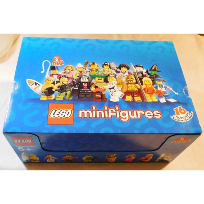 Case of Series 2 Collectible Minifigures 8684 Sealed case of 60