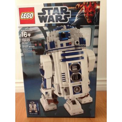 NEW Star Wars R2 D2 UCS (10225)