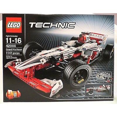 LEGO TECHNIC SET 42000 GRAND PRIX RACER NISB RETIRED
