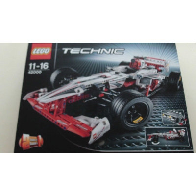 42000 TECHNIC Grand Prix Racer F1