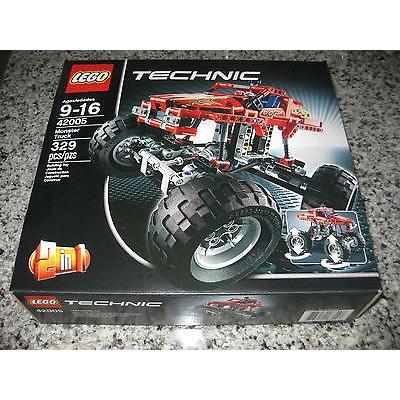 Lego 42005 Technic Monster Truck NISB