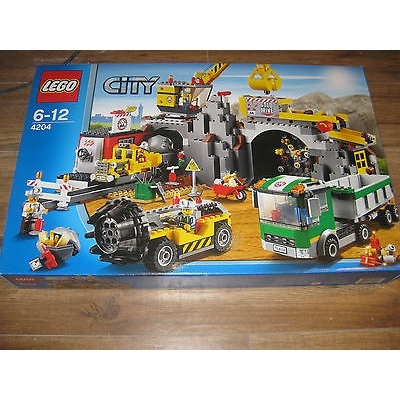 LEGO City The Mine (4204) NIB