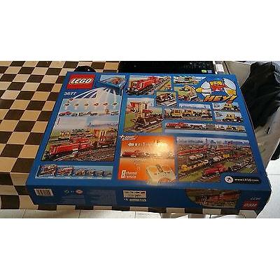 Lego City DIESEL TRAIN  set 3677------ MISB conditions