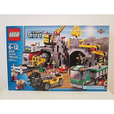Lego City set 4204 The Mine *BRAND NEW!*