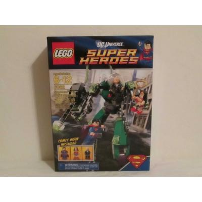 Lego Super Heroes set 6862 Superman vs. Power Armor Lex *BRAND NEW!*
