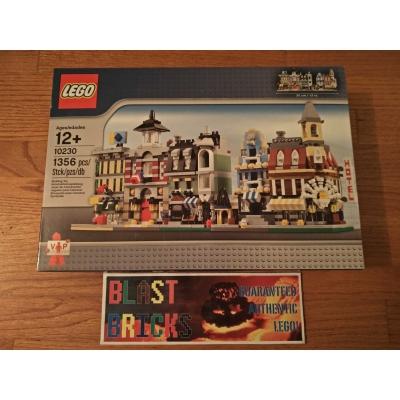 Mini Modulars 10230 LEGO Exclusive set! NEW!