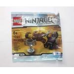 Ninjago 5002144 Dareth vs. Nindroid Polybag
