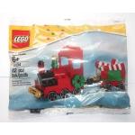 40034 Christmas Train Polybag! Sealed/Brand New!