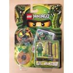 Ninjago Lloyd ZX with Spinner - NISB 9574