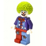 Lego Minifigure Birthday Clown