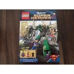 Lego 6862 Superman vs Power Armor Lex DC Universe Batman Super Heroes NEW SEALED