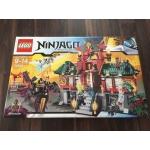 Lego 70728 Battle For Ninjago City - New In Sealed Box