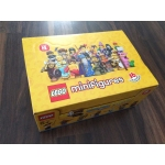 New LEGO 71007 SERIES 12 Sealed Box/Case of 60 MINIFIGURES