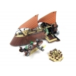 6210 - Jabba's Sail Barge, Used, Complete