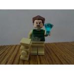 LEGO Marvel Superheroes Sandman Minifigure From Set 76037