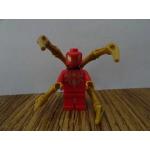 LEGO Super Heroes 76037 Rhino & Sandman Supervillain Team-up Iron Spider Minifigure