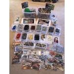 Massive 100+ lb. Lot of LEGO Sets 200+ Minifigs 10038 10030 RARE  Free Shipping!