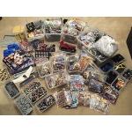 Massive 250+ lb. Lot of LEGO Sets + Parts 225+ Minifigs ** RARE ** Free Shipping