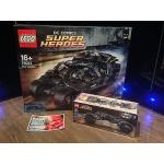 LEGO Batman The Tumbler 76023 & LEGO 5004590 Bat-Pod - Ultra Rare.VHTF