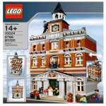 LEGO Creator TOWN HALL Modular Building 10224 Retired Set New Sealed Hard Find
