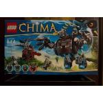 Legends of Chima - Gorzan's Gorilla Striker - 70008