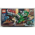 *BRAND NEW* Lego Movie Set #70805 Trash Chomper Retired & Sealed!!