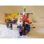 Vintage (1992) LEGO Castle Set 6057 Sea Serpent w/MANUAL *REDUCED PRICE*