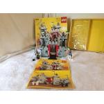 Vintage 1984 LEGO Castle Set 6073 Kings Castle MANUAL & BOX *REDUCED PRICE*